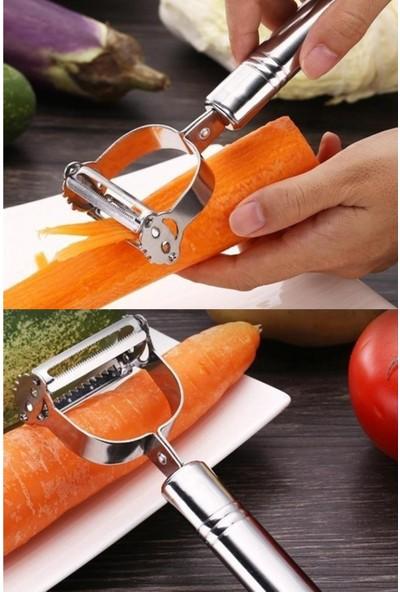 Ucuzal Jülyen Soyacak Sebze Meyve Soyacağı Paslanmaz Çelik