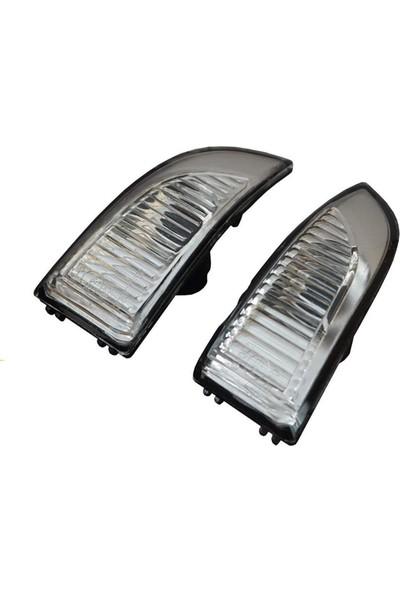 ÜÇLER Renault Fluence Sol Dikiz Ayna Sinyal Lambası