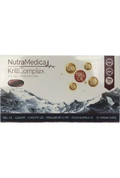 Nutramedica Krill Complex 30 Kapsül