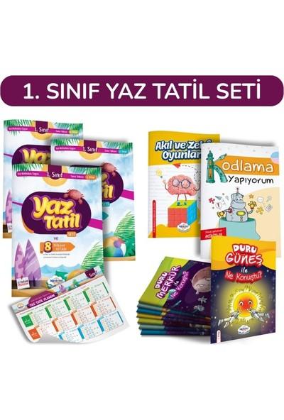 Öğretmen Evde Yayınları 1. Sınıf Yaz Tatil Seti (2020-2021)