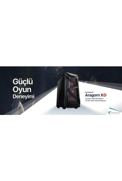 Gamingtech Aragorn x V.2 Amd Ryzen 5 3600 16GB 480GB M2 Rtx Dual 3060 Freedos Masaüstü Bilgisayar