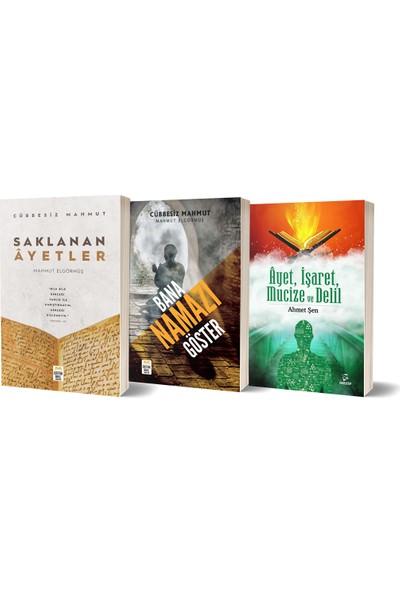 Bana Namazı Göster - Saklanan Ayetler (Cübbesiz Mahmut) & Ayet - Işaret Mucize ve Delil 3 Kitap Set