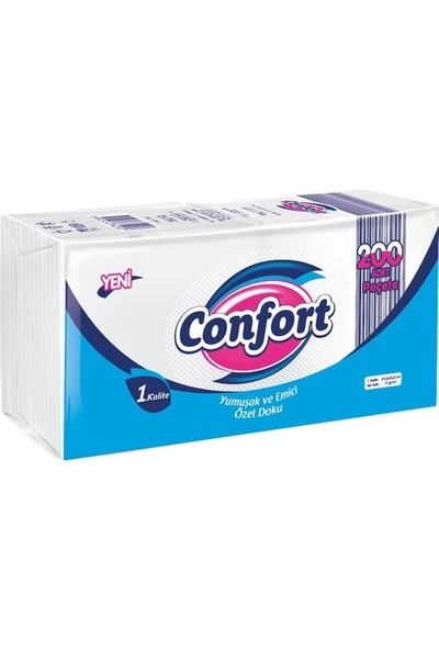 Confort Peçete 200'lü (23x26,5)