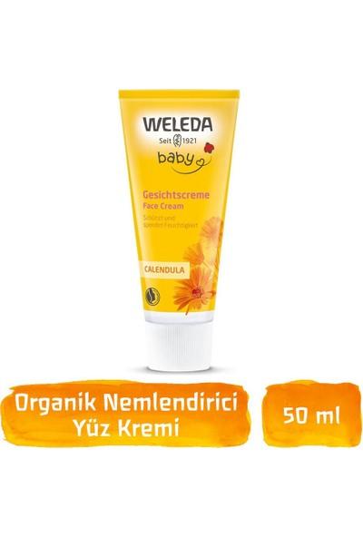 Weleda Calendula Organik Yüz Kremi 50ML