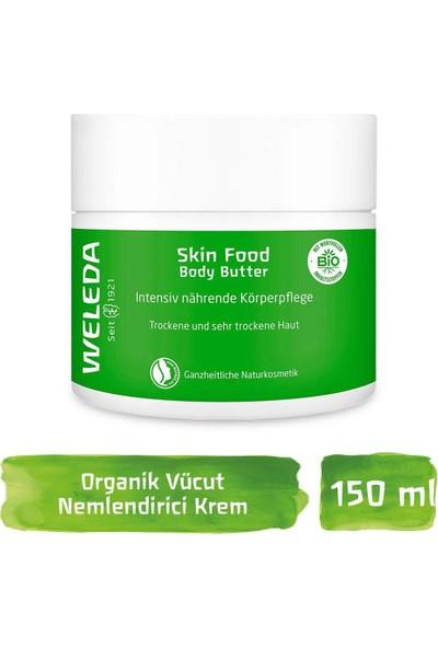 Weleda Skin Food Body Butter Organik Vücut Bakım Kremi 150 ml