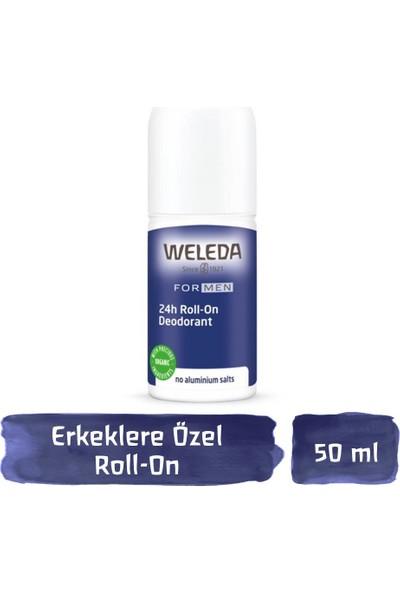 Weleda Erkeklere Özel Doğal Roll-On Deodorant 50 ml