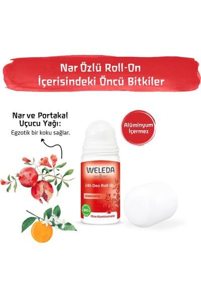 Weleda Nar Özlü Doğal Roll-On Deodorant 50 ml