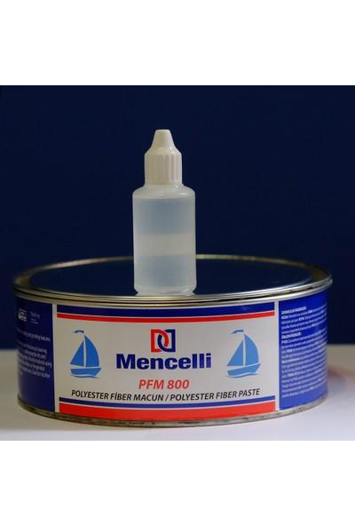 Mencelli Polyester Fiber Macun