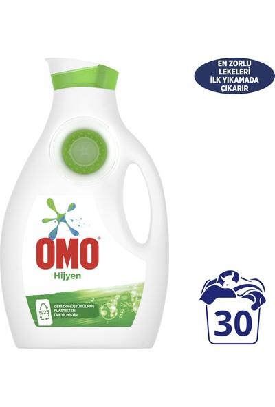 Omo Hijyen Sıvı Çamaşır Deterjanı 1950 ML 30 Yıkama