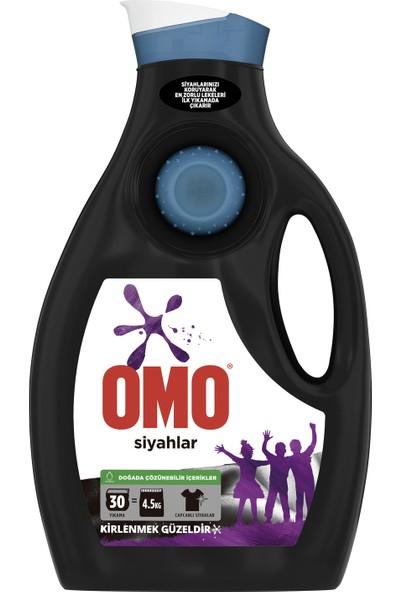 Omo Siyahlar Sıvı Çamaşır Deterjanı 1950 ML 30 Yıkama