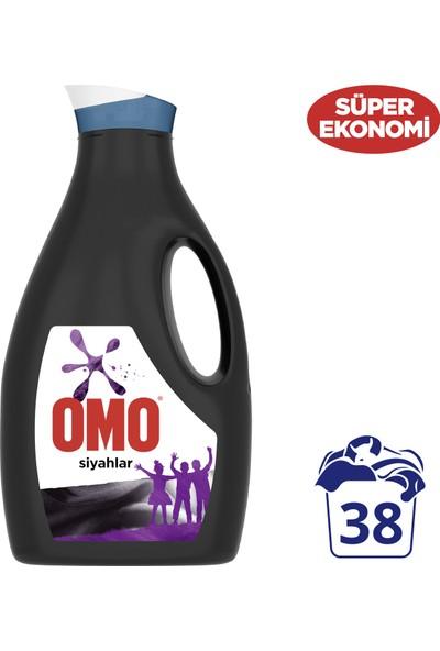Omo Siyahlar Sıvı Çamaşır Deterjanı 2470 ML 38 Yıkama