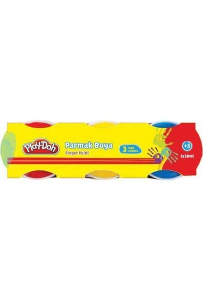 Play Doh 3 Renk Parmak Boyası 40Ml.