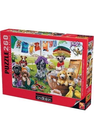 Anatolian Eğlenceli Köpekler - 260 Parça Puzzle