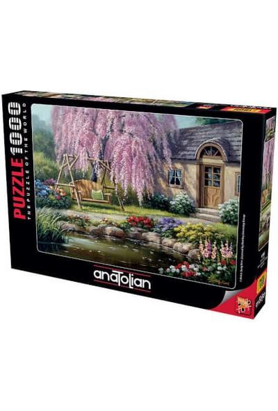 Art 1089 Kiraz Ağacı 1000Pcs Puzzle Anatolian