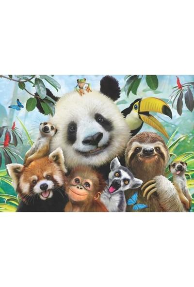 Anatolian 500 Parça Hayvanat Bahçesi Selfie 3596