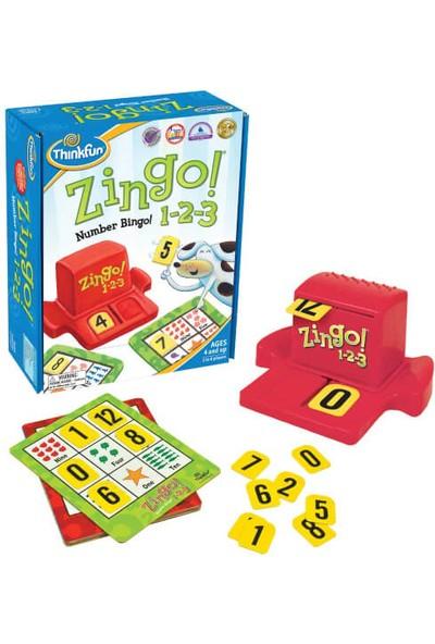 """Zingo! 1-2-3 """"Parents' Choice Gold Award Ödüllü"""" Akıl Oyunu"""