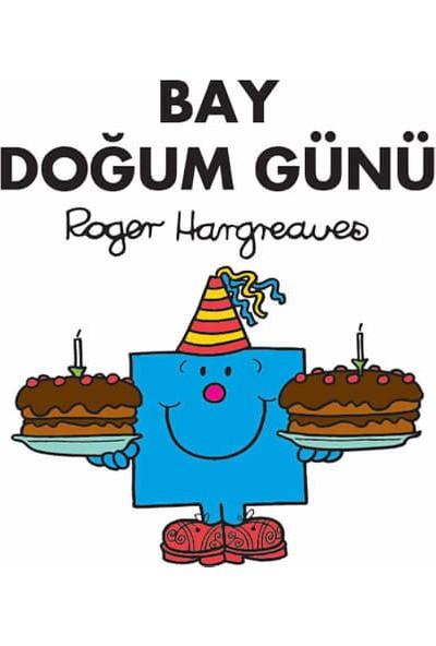 Bay Doğum Günü - Roger Hargreaves
