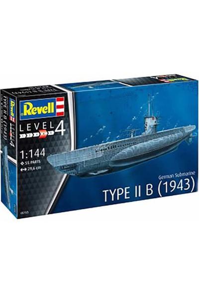 Revell Maket Submarine Type II B 05155
