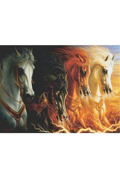 Anatolian Mahşerin Dört Atı / The Four Horses Of The Apocalypse Sharlene