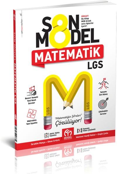 Model Yayınevi Son Model Matematik