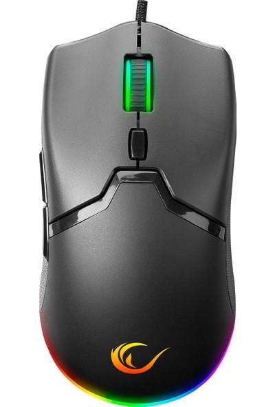 Rampage SMX-R88 X-Space 7200 DPI RGB Gaming Oyuncu Mouse