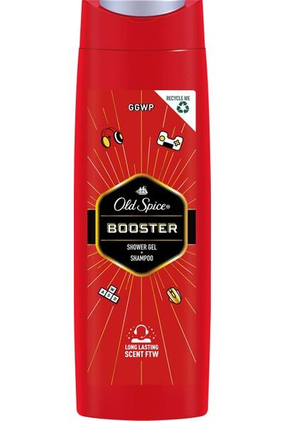 Old Spice Duş Jeli 400 ml Booster