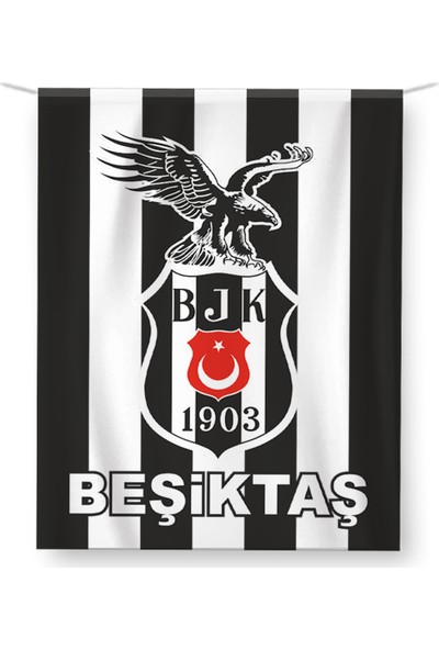 Beşiktaş Bayrak Poster 75X100CM