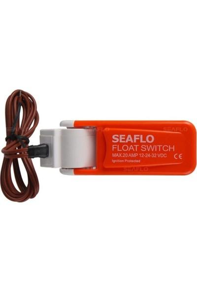 Seaflo Sintine Pompası Şamandıra Şalteri, Ds Pompa Şamandırası 12-24 Volt 20 Amper