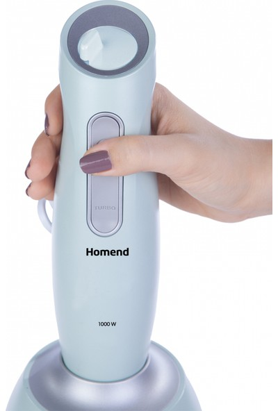 Homend Handmaid 1933H Blender Su Yeşili