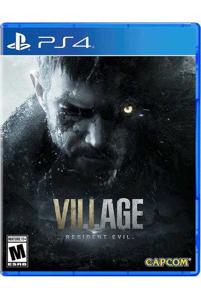 Resident Evil Village PS4 Oyun