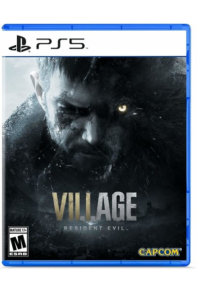 Resident Evil Village PS5 Oyun