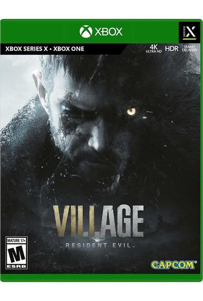Resident Evil Village Xbox Series X Oyun