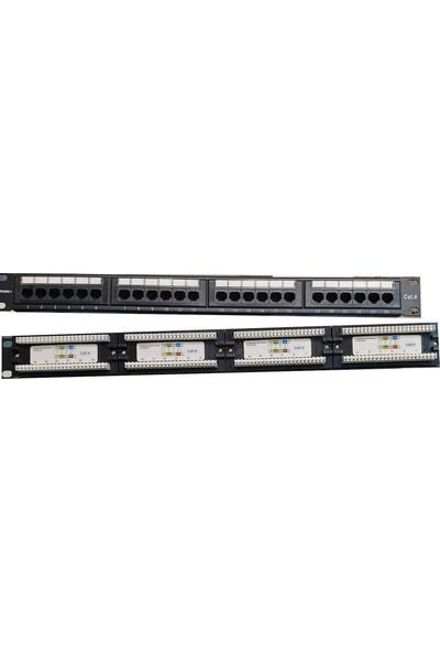 Netlink Cat6 24 Port Patch Panel
