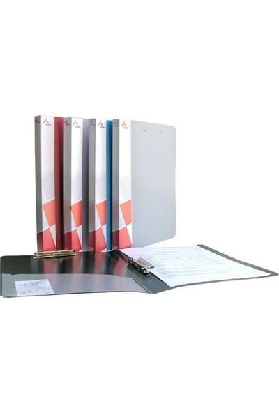 Önder 11101 Pp A4 Çift Mekanizmalı Dosya Mavi
