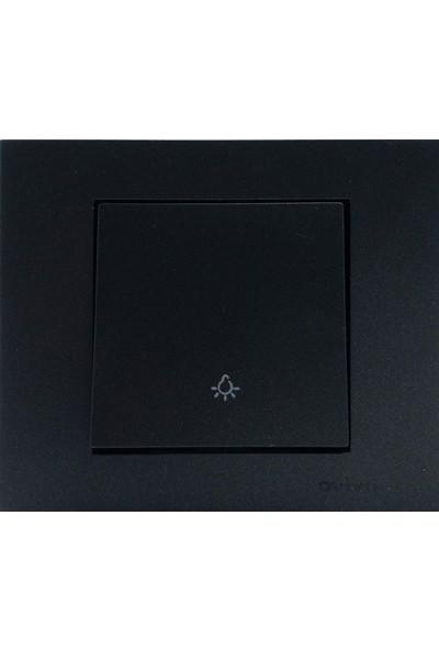 Ovivo Grano Siyah Light Anahtar