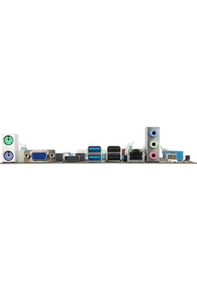 Esonic H81M Sals USB 3.0 Ddr3 Matx 946P Pcı Express 3.0 Anakart