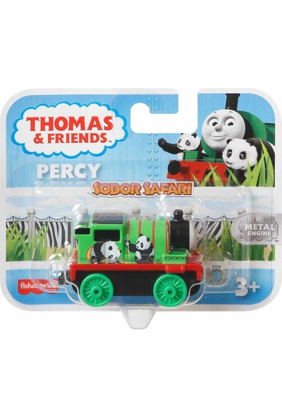 Thomas & Friends Fisher Price Thomas Sodor Safari GLK61 - Percy