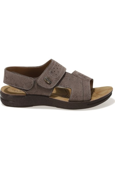 Flexall Krc-20 1fx Kahverengi Erkek Sandalet