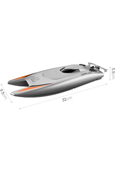 Truss Trade Uzaktan Kumandalı Sürat Teknesi Saatte 25 Km