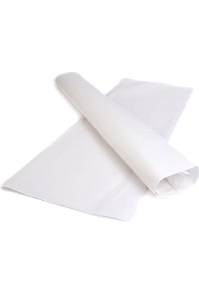 Anadolu Kağıtçılık Beyaz Pelur Ambalaj Kağıdı 20 gr 70 x 100 cm 10 kg 700 Tabaka