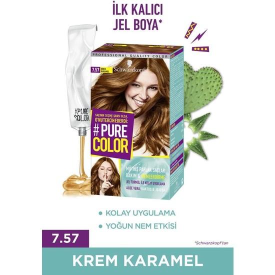 Pure Color 7-57 Krem Karamel