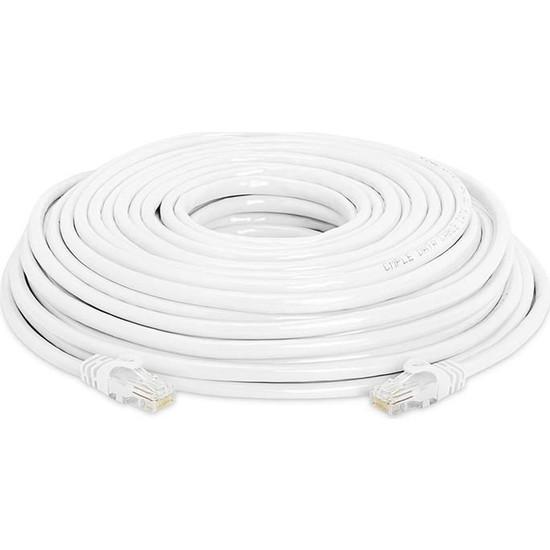 Cat6 Ethernet Internet Lan Network Patch Kablo - Fabrikasyon 30 Metre
