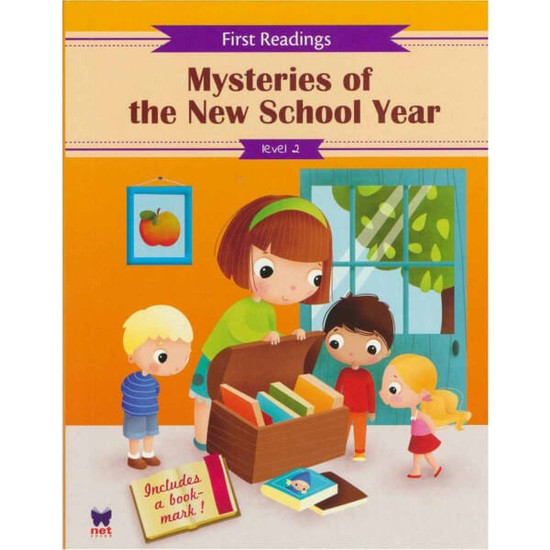 Mysteries Of The New School Level 2-First Readings