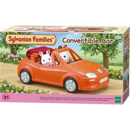 Sylvanıan Famılıes Üstü Açılabilen Araba