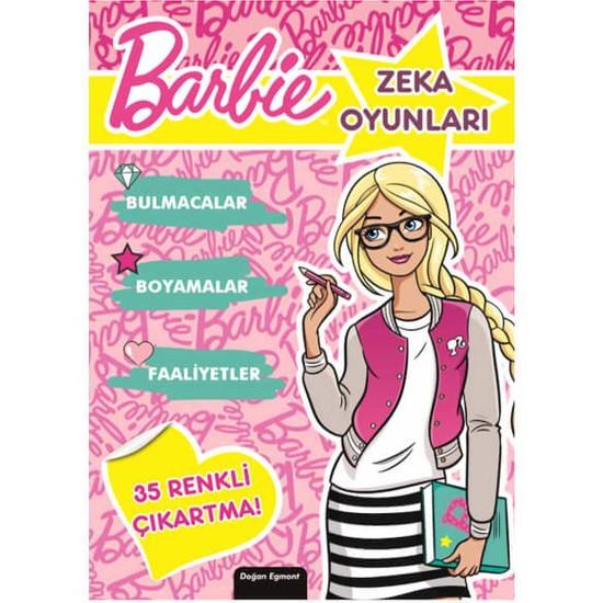 Barbie Zeka Oyunları Faaliyet Kitabı -