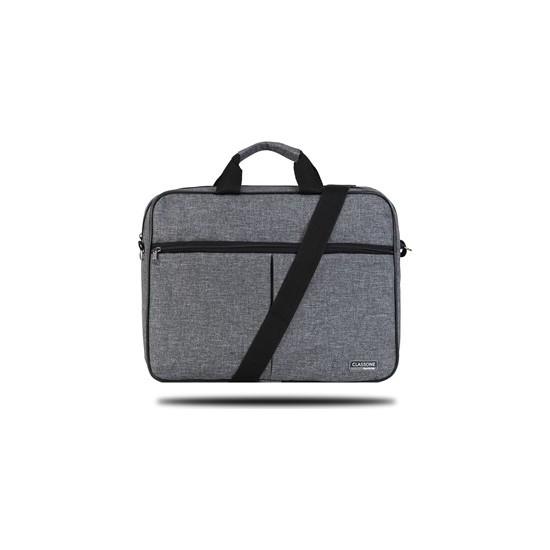 Classone BND304 15,6 inç Notebook El Çantası – Gri