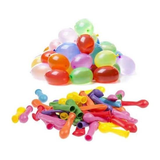 Su Balonu Karışık Renk 50 Adet