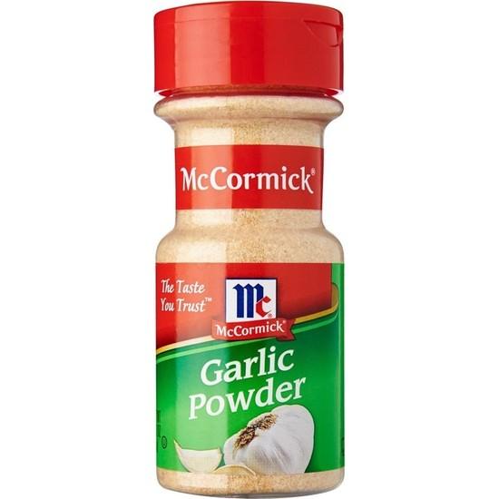 McCormick Garlic Powder Sarımsak Tozu 80 gr