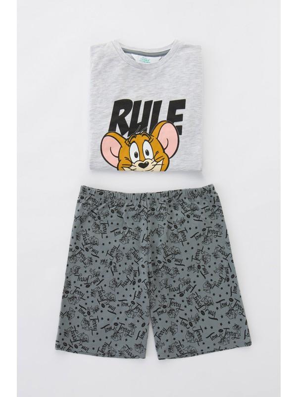 Penti Çok Renkli Erkek Çocuk Lic Tom&jerry Dad 2li Pijama Takımı