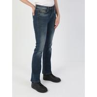 Colins 791 MONICA Orta Bel Boot Crop Regular Fit Koyu Mavi Kadın Jean Pantolon